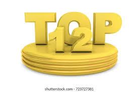 Top12 da Semana
